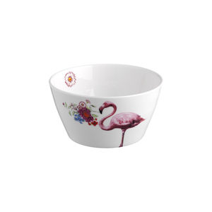 Flamingo Medium Bowl