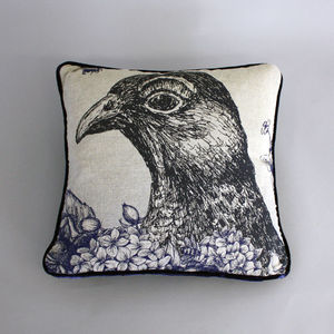Game And Garden – Grouse Cushion - cushions