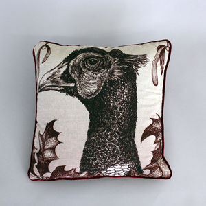 Game And Garden – Pheasant Cushion