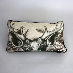Game And Garden – Stag Cushion
