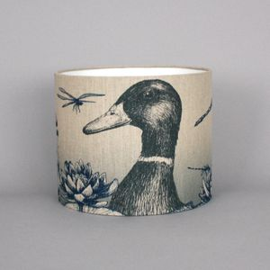 Game And Garden 30cm Duck Lampshade - lampshades