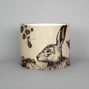 Game And Garden 30cm Hare Lampshade