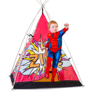 Personalised Childs Tepee Tent