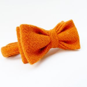 Harris Tweed Brights Bow Tie