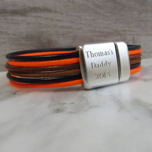 Leather Festival Bracelet - view all sale items