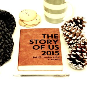 'The Story Of Us 2015' Diary
