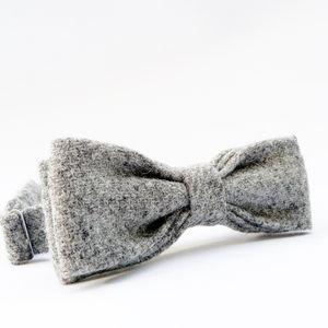 Yorkshire Tweed Skinny Bow Tie