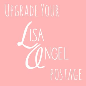 Upgrade Postage For Your Lisa Angel Jewellery Order - women's jewellery