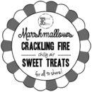 Retro Sweets Jar Giant Marshmallows
