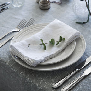 Linen Napkin - kitchen