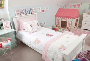 Fairy Duvet Set - soft furnishings & accessories