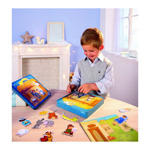 Stocking Fillers And Wintery Puzzles And Gifts