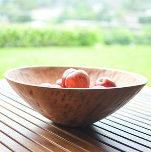 Deep Round Bowl - kitchen