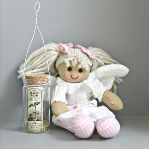 Angel Rag Doll - soft toys & dolls