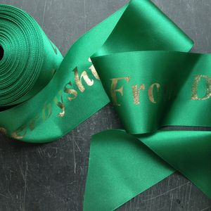 Wide Ribbon - sewing & knitting