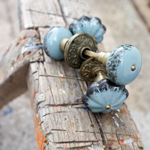 Ceramic Door Handle