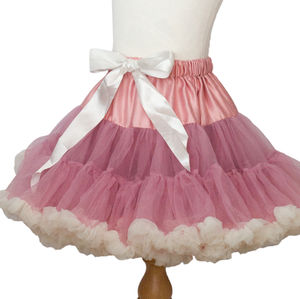 Rose And Cream Pettiskirt - fancy dress