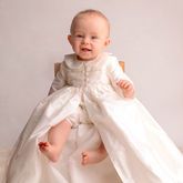 Christening Gown Coat - christening