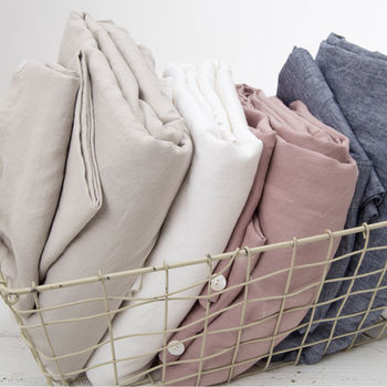 Linen Bedding Bundle