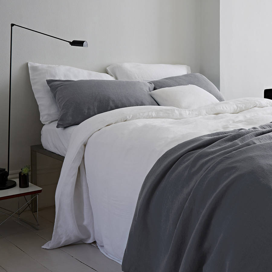 Ordinary Swedish Bed Linens Part - 4: Linen Bed Linen Set