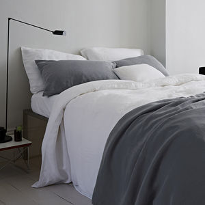 Linen Bed Linen Set - home wedding gifts