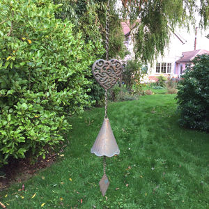Garden Bell - art & decorations