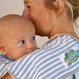 Baby Pocket Bib - baby care