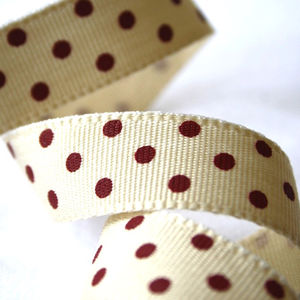 Christmas Berry Ribbon