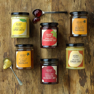 Keelham's Favourite Preserves - foodies