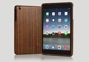Walnut iPad Mini Case