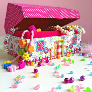 Doll's House Jewellery Box - baby & child sale