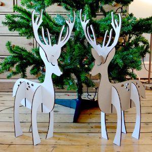 Make Your Own Festive Reindeer