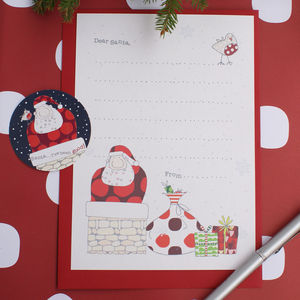 Letter To Santa - home sale
