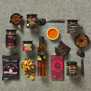Yorkshire Chilli Hamper - boxes & hampers