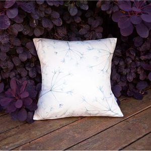 Hedgerow Seeds Cushion