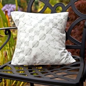 Autumn Medley Cushion - children's cushions