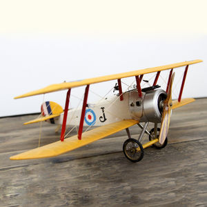Sopwith Camel Model Plane - keepsakes