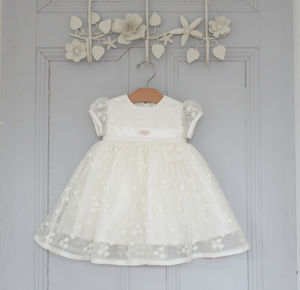 Kate Lace Christening Dress - clothing