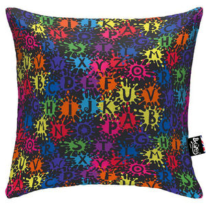 Alfie Rainbow Boingy Cushion
