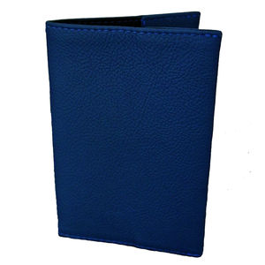 Handcrafted Leather Passport Holder Various Colours