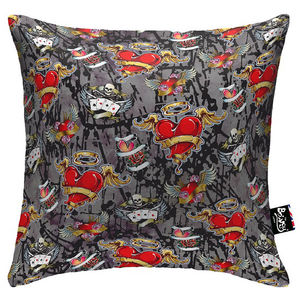 Inky Boingy Cushion