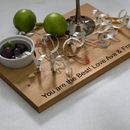 Personalised Serving Board