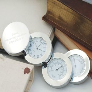 Personalised Weather Station Clock - view all sale items