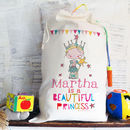 Personalised Let's Dress Up Toy Sack