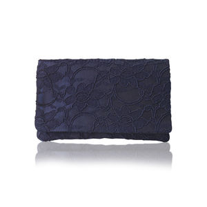 Astrid Mini Navy Clutch More Colours Available