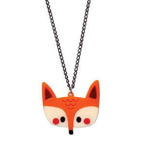 Doodllery Fox Necklace - necklaces & pendants