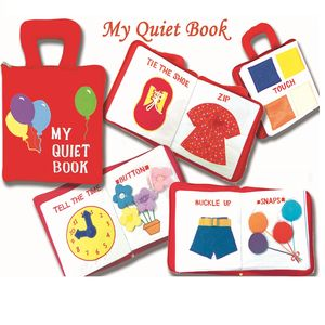 My Quiet Fabric Book