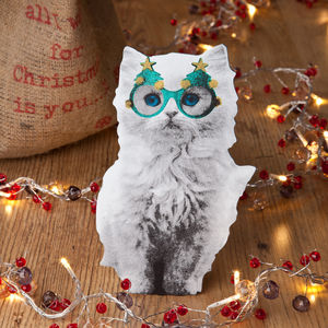 Kitten Christmas Decoration