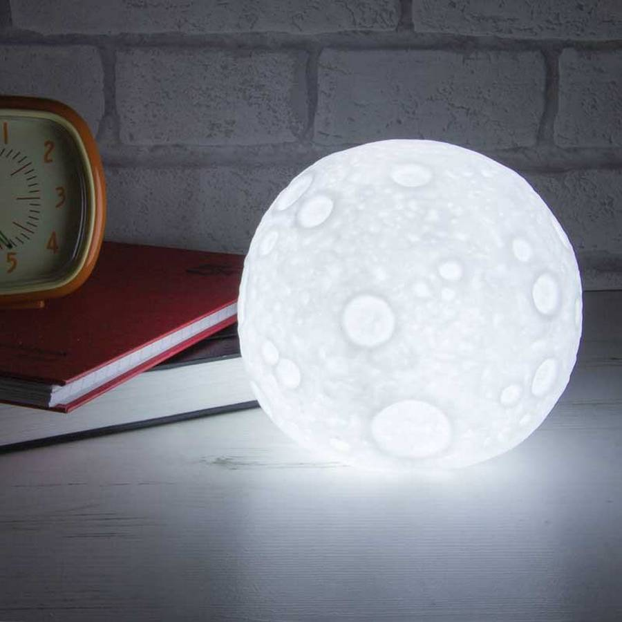 Moon Night Light By Little Ella James Notonthehighstreet Com