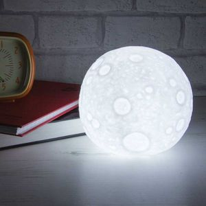 Moon Night Light - children's room